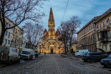 Odessa (Ukraine):  Non-stop round-trip flight from Berlin for 20 Euros