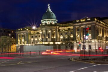 Know better the city of Glasgow (Scotland) by Virtual tour