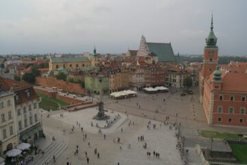 Warsaw: Flight + Hotel 4* (3 Nights) from Spain for 66 Euros p/p