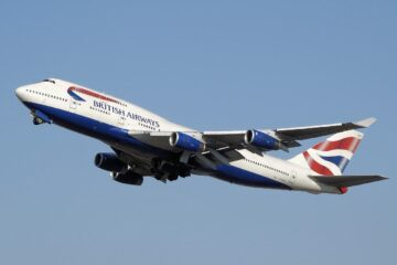 British Airways Sale: One-way tickets for 34 Pounds or less