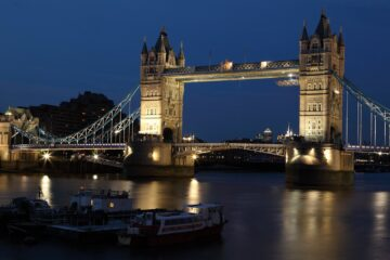 London: Non-stop round-trip flight from France for 16 Euros