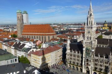 Munich: Long Weekend: Non-stop round-trip flight + Hotel 4* (3 Nights) from Spain for 92 Euros p/p