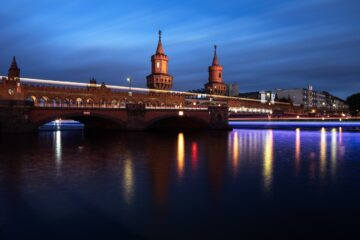 Berlin: Non-stop round-trip flight from Latvia  for 20 Euros