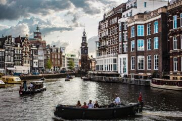 Amsterdam: Non-stop round-trip flight from Ireland for 16 Euros