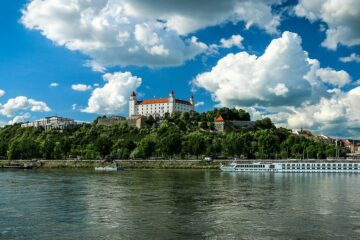 Bratislava: Non-stop round-trip flight from Cyprus for 16 Euros