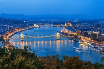 Budapest: Non-stop round-trip flight from Belgium for 16 Euros