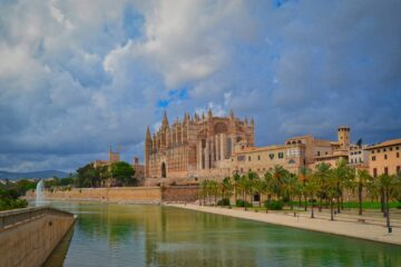 Know better the city of Palma de Mallorca (Spain) by Virtual Tour