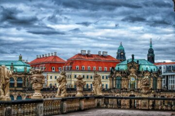 Know better the city of Dresden (Germany) by Virtual tour