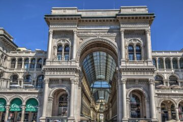 Milan: Non-stop round-trip flight from Romania for 20 Euros