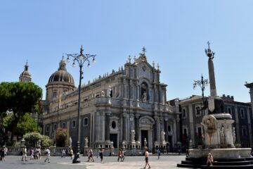 Sicily: Non-stop round-trip flight from Hungary for 19 Euros