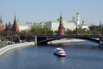 Moscow River Cruise for 1 Euro