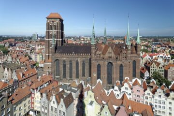 Know better the city of Gdansk (Poland) by Virtual tour
