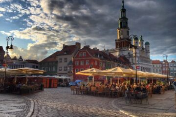 Know better the city of Poznan (Poland) by Virtual tour