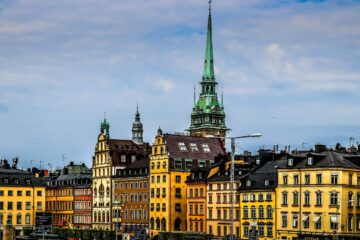 Stockholm:  Non-stop round-trip flight from Poland for 17 Euros