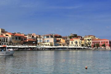 Crete Island: Hotel  5* (5 Nights) with half board included for 155 Euros p/p