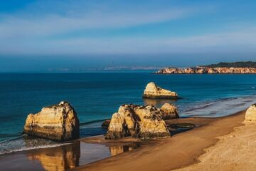 Know better the región of Algarve (Portugal) by Virtual tour