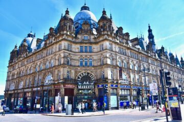 Leeds: Non-stop round-trip flight from Latvia for 20 Euros