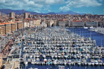 Know the city of Marseille by Virtual Tour