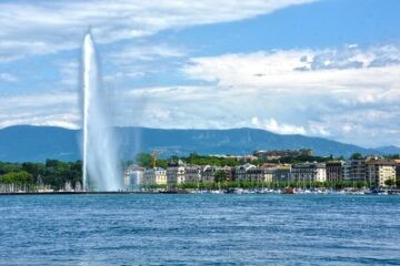Know better the city of Geneva (Switzerland) by Virtual Tour