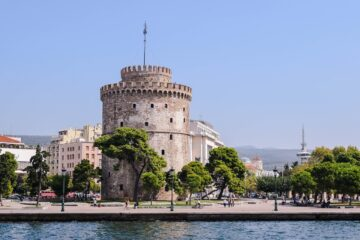 Know better the city of Thessaloniki (Greece) by Virtual Tour