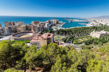Malaga: Non-stop round-trip flight from Netherlands for 20 Euros