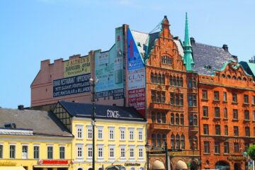 Know better the city of Malmo (Sweden) by Virtual Tour