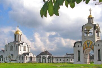Know better the city of Minsk (Belarus) by Virtual tour