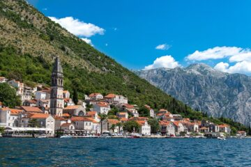 Know better the country of Montenegro by Virtual tour