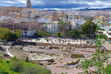 Know better the city of Malaga (Spain) by Virtual Tour