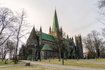 Know better the city of Trondheim (Norway) by Virtual tour