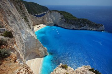 Know better the island of Zakynthos (Greece) by Virtual tour