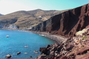 Know better the island of Santorini (Greece) by Virtual tour
