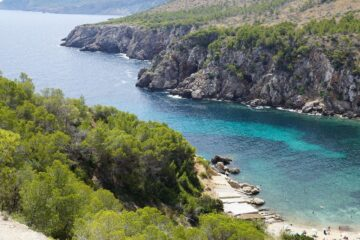 Know better the island of Ibiza (Spain) by Virtual tour