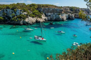 Know better the island of Menorca (Spain) by Virtual tour