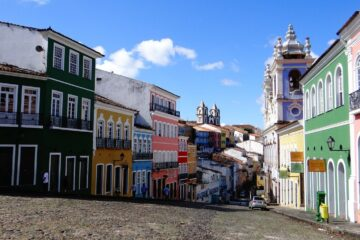 Know better the city of Salvador (Brazil) by Virtual tour