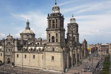 Know better the city of Mexico City (Mexico) by Virtual tour