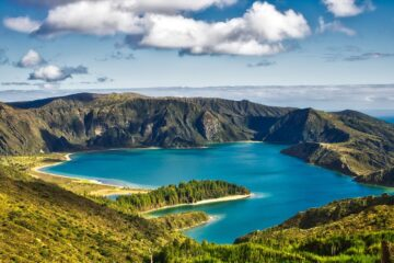 Know better the island of Azores (Portugal) by Virtual tour