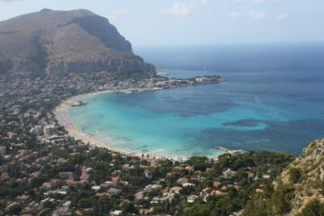Know better the city of Palermo (Italy) by Virtual tour