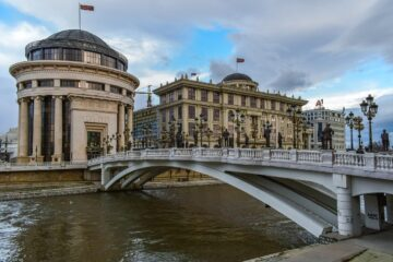 Know better the city of Skopje (Macedonia) by Virtual tour