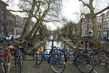 Know better the city of Utrecht (Netherlands) by Virtual tour