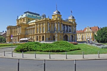 Know better the city of Zagreb (Croatia) by Virtual tour