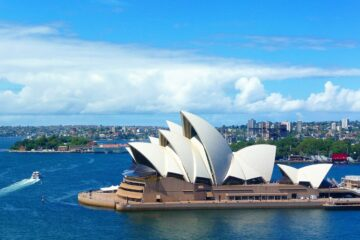Know better the city of Sydney (Australia) by Virtual tour