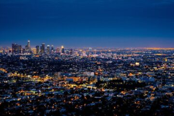 Know better the city of Los Angeles (United States) by Virtual tour