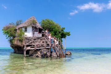 Know better the island of Zanzibar (Tanzania) by Virtual tour