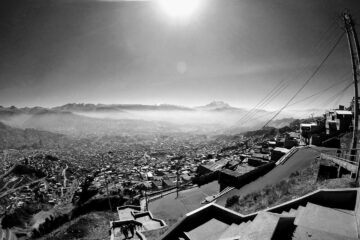 Know better the city of La Paz (Bolivia) by Virtual tour