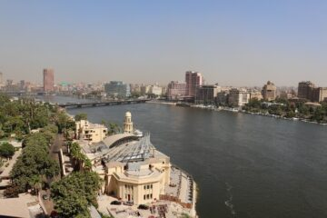 Know better the city of Cairo (Egypt) by Virtual tour