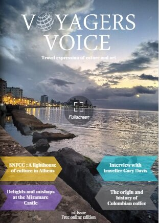 Voyagers Voice 1st issue PDF